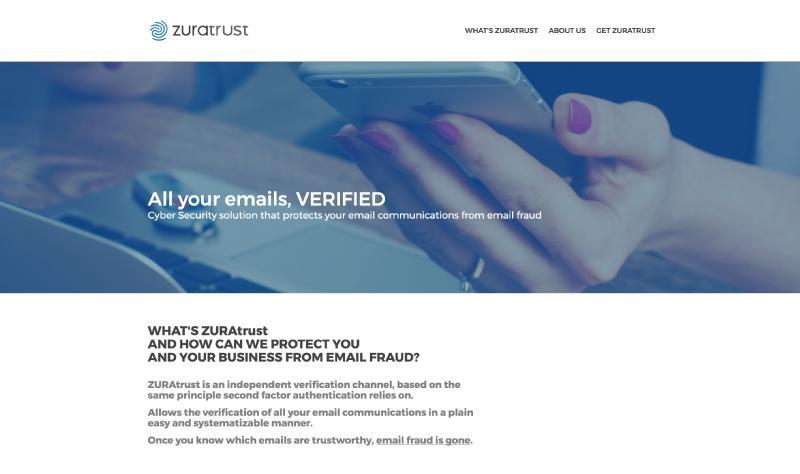Images from Zuratrust | All you emails, verified.