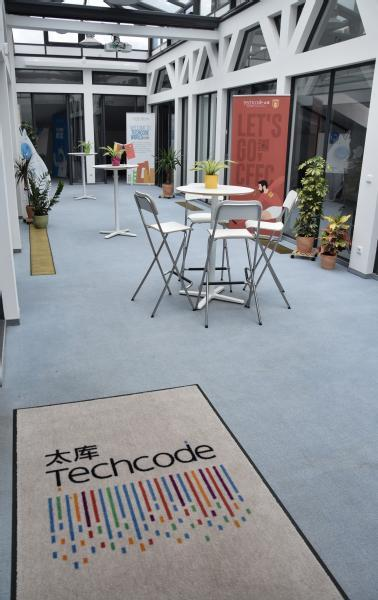 Images from Techcode Berlin - Global Innovation Eco-System