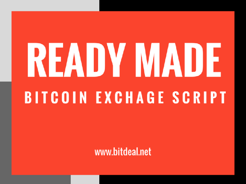 Images from Bitcoin Exchange Script & Software Solution | Bitdeal