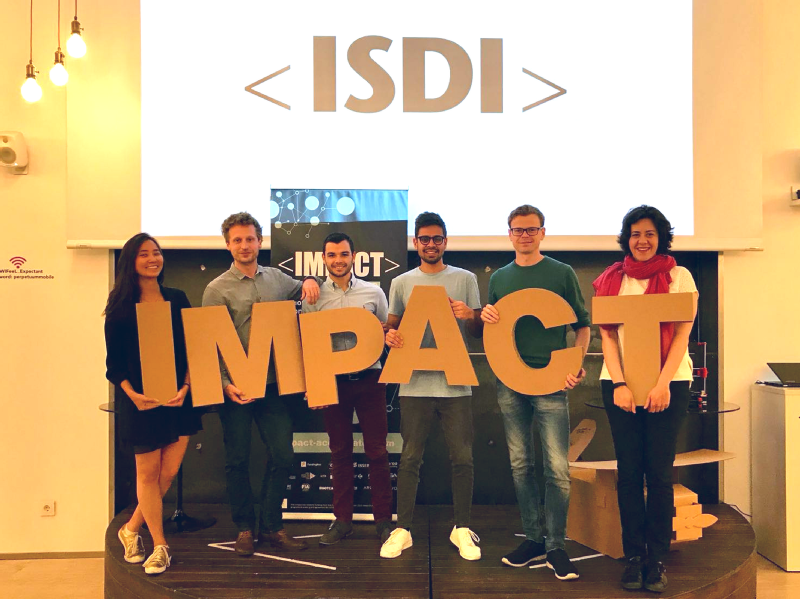 Images from IMPACT Accelerator
