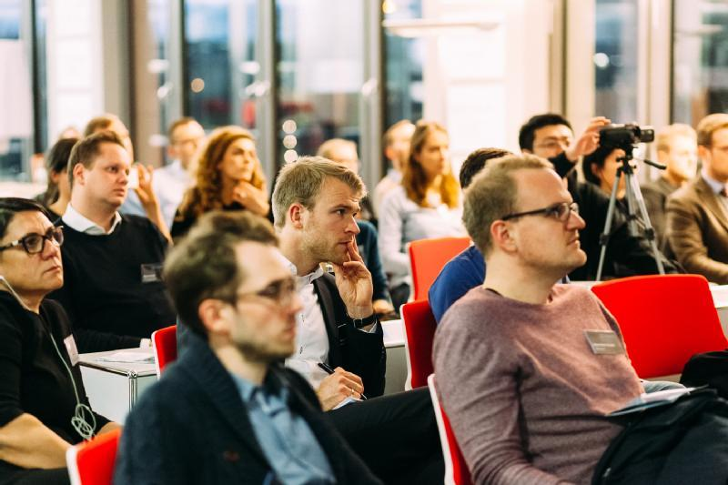 Images from TechCode Berlin Innovation Center
