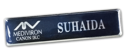 Images from Name Badges Malaysia