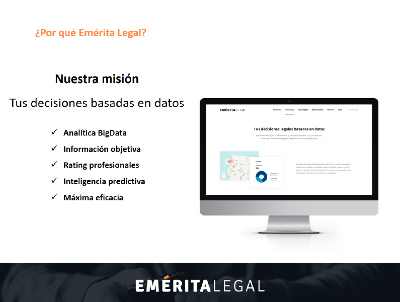 Images from Emérita Legal