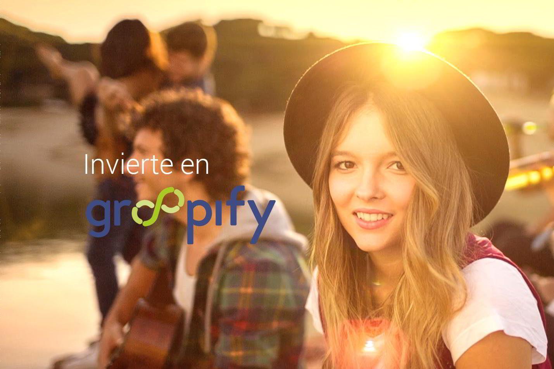Coinvierte en Groopify junto a José María Torroja